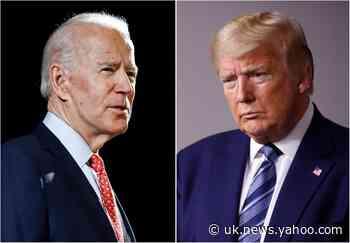 Presidential debate: When and how to watch first Trump vs Biden showdown