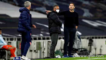'He speaks more with the referee than his players!' - Lampard reveals touchline jab at Mourinho