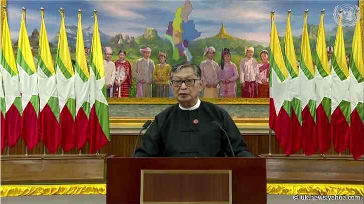 Myanmar says militants hampering return of Rohingya refugees