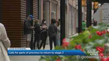 Ontario doctors weigh in on how to get through second coronavirus wave