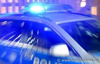 Polizei: Verletzter bei Lkw-Unfall bei Oschersleben - Volksstimme