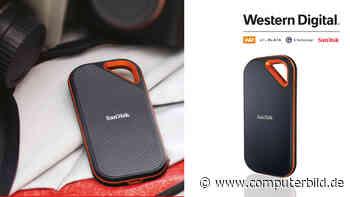Jetzt SanDisk Extreme Pro Portable von WD gewinnen