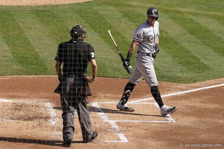 Giolito dazzles, Abreu slugs White Sox past A's in opener