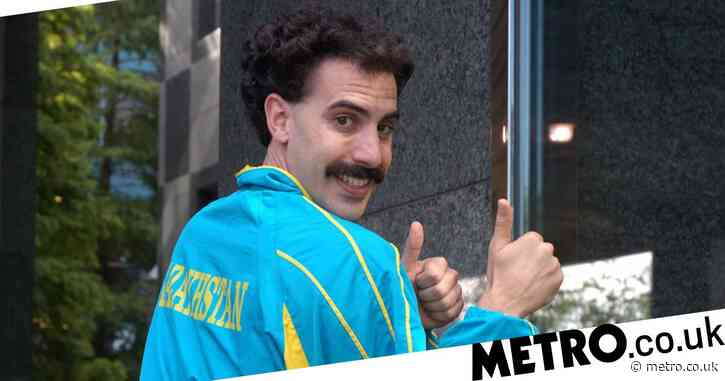 Borat 2 'set to drop on Amazon Prime' just in time for election day