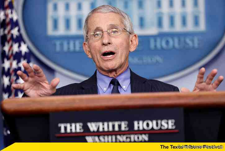 Dr. Anthony Fauci says Americans should trust credibility of COVID-19 vaccine process