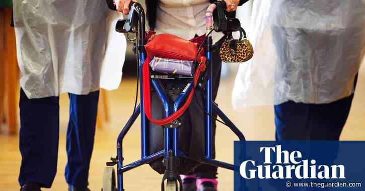 Arthritis drug to be trialled as Covid treatment in UK care homes
