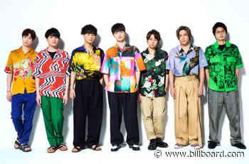 Kis-My-Ft2 Leads, Arashi's New Bruno Mars-Produced Single Bows at No. 6 on Japan Hot 100 - Billboard