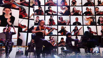 Chineke! Junior Orchestra combines Beethoven with Bruno Mars in electrifying BGT mash-up - Classic FM