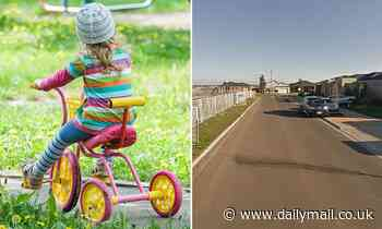 Melbourne: 'Kidnapper' tries to grab a two-year-old girl riding a bicycle and lead her away