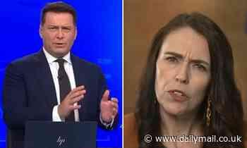 Karl Stefanovic asks Jacinda Ardern if she went 'too hard' with New Zealand's coronavirus response