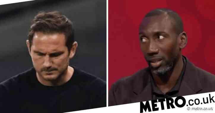 Jimmy Floyd Hasselbaink warns Frank Lampard against selling Chelsea star Antonio Rudiger