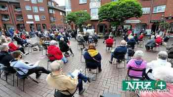 Ökumenischer Gottesdienst statt Lepramarsch in Dinslaken - NRZ News