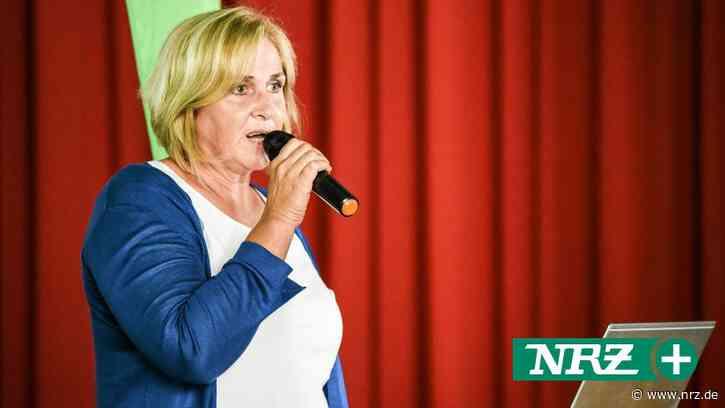 Stichwahl in Dinslaken: Eislöffel ist neue Bürgermeisterin - NRZ