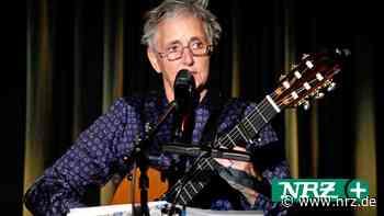 Dinslaken: Kordula Völker sang sehr private Lieder vom Leben - NRZ