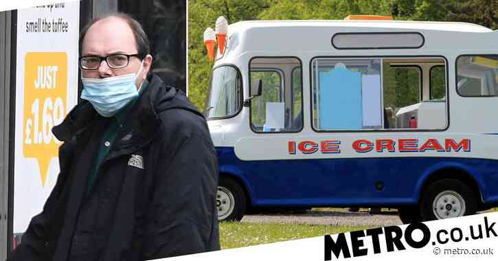 Convicted paedophile battling police to keep job as ice cream man