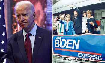 Biden to take two-state train tour after first Presidential debate
