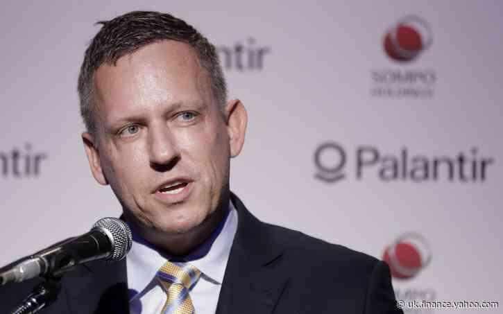 Palantir valued at $16bn ahead of New York listing