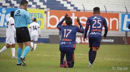 César Vallejo venció 1-0 a San Martín por la fecha 15 del Apertura por la Liga 1 Movistar - RPP Noticias