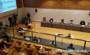 Alfonso Buenaventura, alcalde de San Martín del Castañar, sustituye a Antonio Luengo como diputado provincial - Salamanca 24 Horas