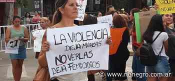 Prisión preventiva para un acusado de violencia de género en San Martín - Diario Río Negro
