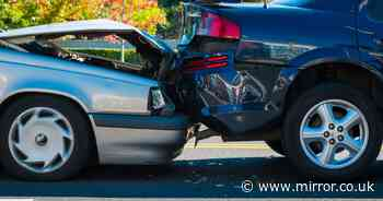 Drivers warned more more people will start crashing cars into you on purpose