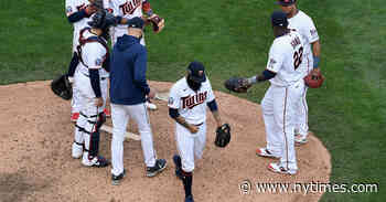 Twins' Playoff Misery Continues, Courtesy of the Depleted Astros