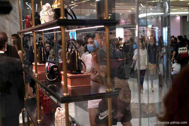 Luxury brands bank on a raring China market as pandemic lays waste to global demand