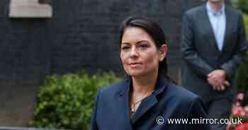 Priti Patel 'looked into sending asylum seekers to remote Atlantic island'