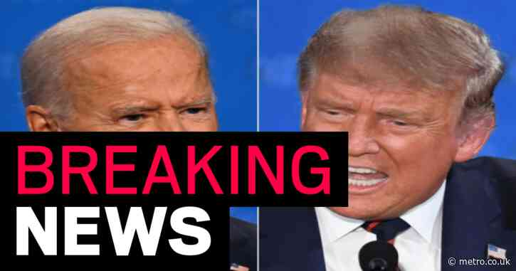 Childish Donald Trump claims 'inject disinfectant' was sarcasm and calls Joe Biden stupid