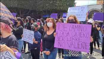 Paracho, Huetamo y Zinapécuaro se unen a exigencia de justicia por Jessica - Noticias de Michoacán - ContraMuro