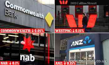 Why is DOESN'T pay to save with every major bank slashing interest rates