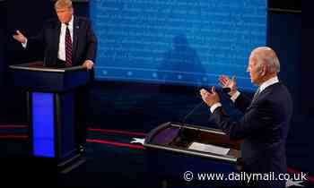 Are they telling the truth? We fact check Donald Trump and Joe Biden's debate claims