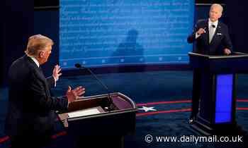 Presidential debate 2020: Biden asks Trump 'will you shut up man?!'