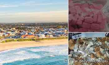 Australia's biggest drug-dealing hot spots revealed