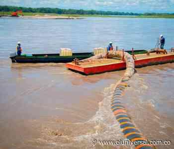 Empieza dragado del río Magdalena entre Barrancabermeja y Pinillos - El Universal - Colombia