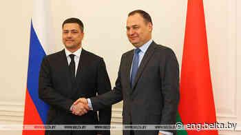 Belarus ready to supply vehicles, machines to Russia's Pskov Oblast - Belarus News (BelTA)