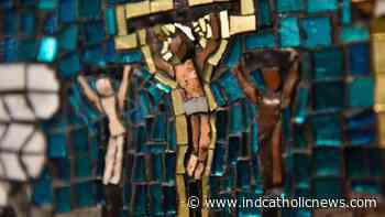 Saint Jerome - Mosaic honours Bible translator in digital age   ICN - Independent Catholic News