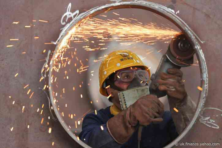 China's factory activity accelerates at solid pace in September on boost from overseas demand