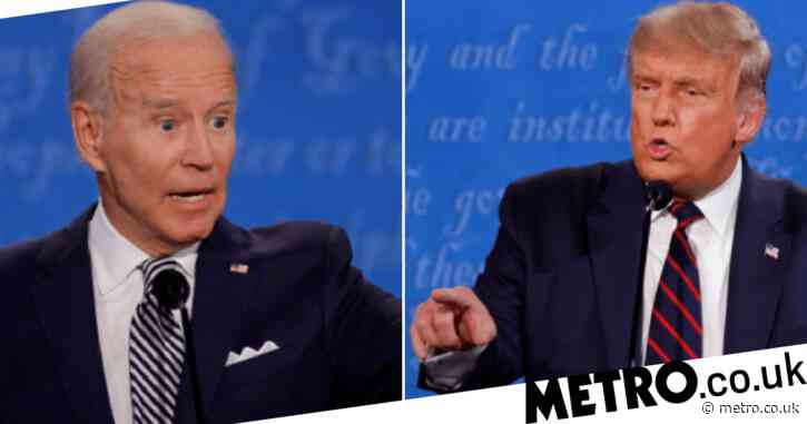 Donald Trump taunts Joe Biden over his son's cocaine problem