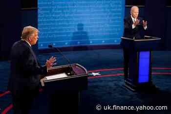 'I don't want to pay tax': Trump grilled over bombshell tax returns report in presidential debate