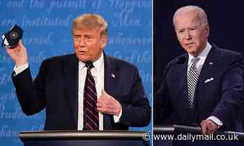 Trump says more would have died from coronavirus under Biden