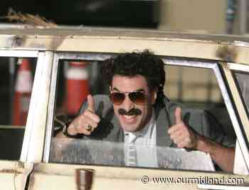 'Borat' sequel to be released by Amazon before election - Midland Daily News