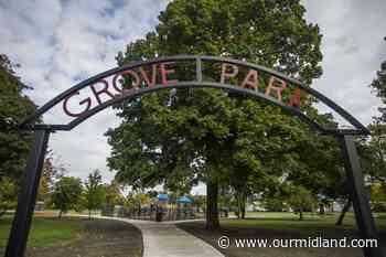 Grove Park gets a makeover - Midland Daily News