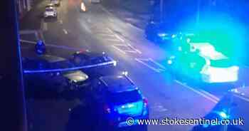 Another car crashes into house on accident-plagued Stoke-on-Trent road - Stoke-on-Trent Live