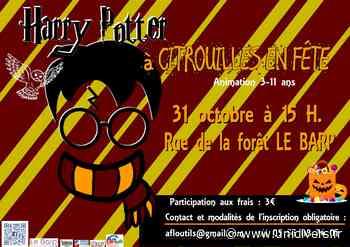 Harry Potter à Citrouilles en Fête samedi 31 octobre 2020 - Unidivers