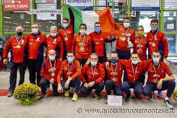 Il Gaglianico ha vinto il titolo di campione d'Italia di bocce - Quotidiano Piemontese
