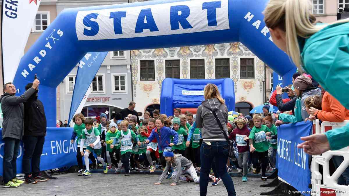 Trotz Corona-Krise findet der Stadtlauf in Landsberg statt - aber anders