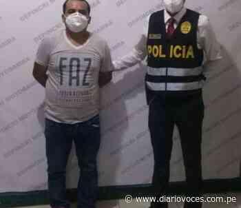 Policía detuvo al ex jefe de abastecimiento de Municipalidad de Soritor - Diario Voces