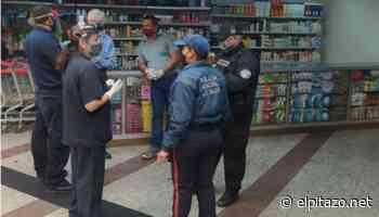 Cierran supermercado en San Antonio de los Altos por foco de COVID-19 - El Pitazo