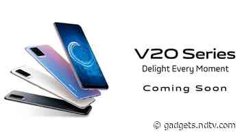 Vivo V20 Series Confirmed to Launch in India Soon, to Be Offered via Flipkart